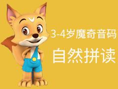 魔奇英语4-6岁魔奇音码自然拼读