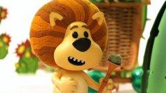 魔奇英语《Raa Raa the Noisy Lion》动画来啦~家长来收